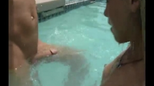 Soapy fuck from this blonde Casey parker milf