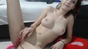 Barely legal boy tempts a shaved girl