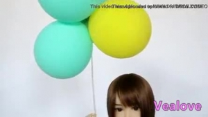 Lucy is a sensual Asian babe whose pussy needs a vibrator every once in a while